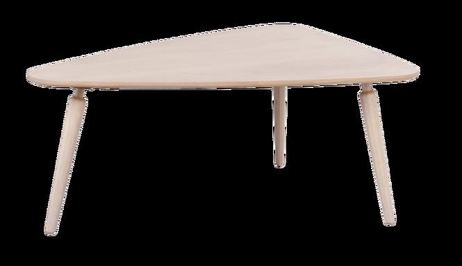 Soffbord Cappuccino Trekant L 114 H 50