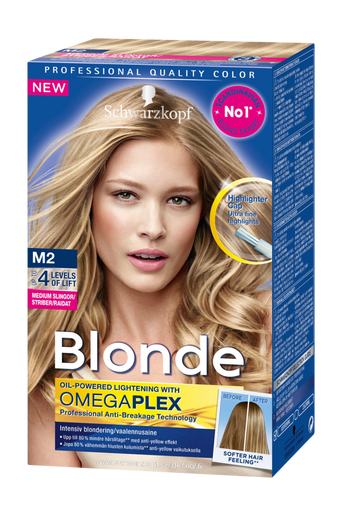 Blonde M2 Medium Highlights