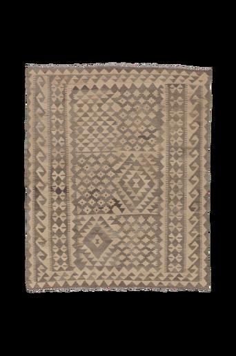 Käsinkudottu kelim-matto