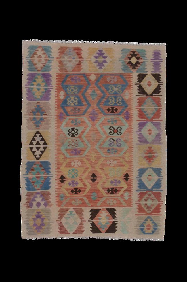 Bilde av Teppe Kelim 132x177