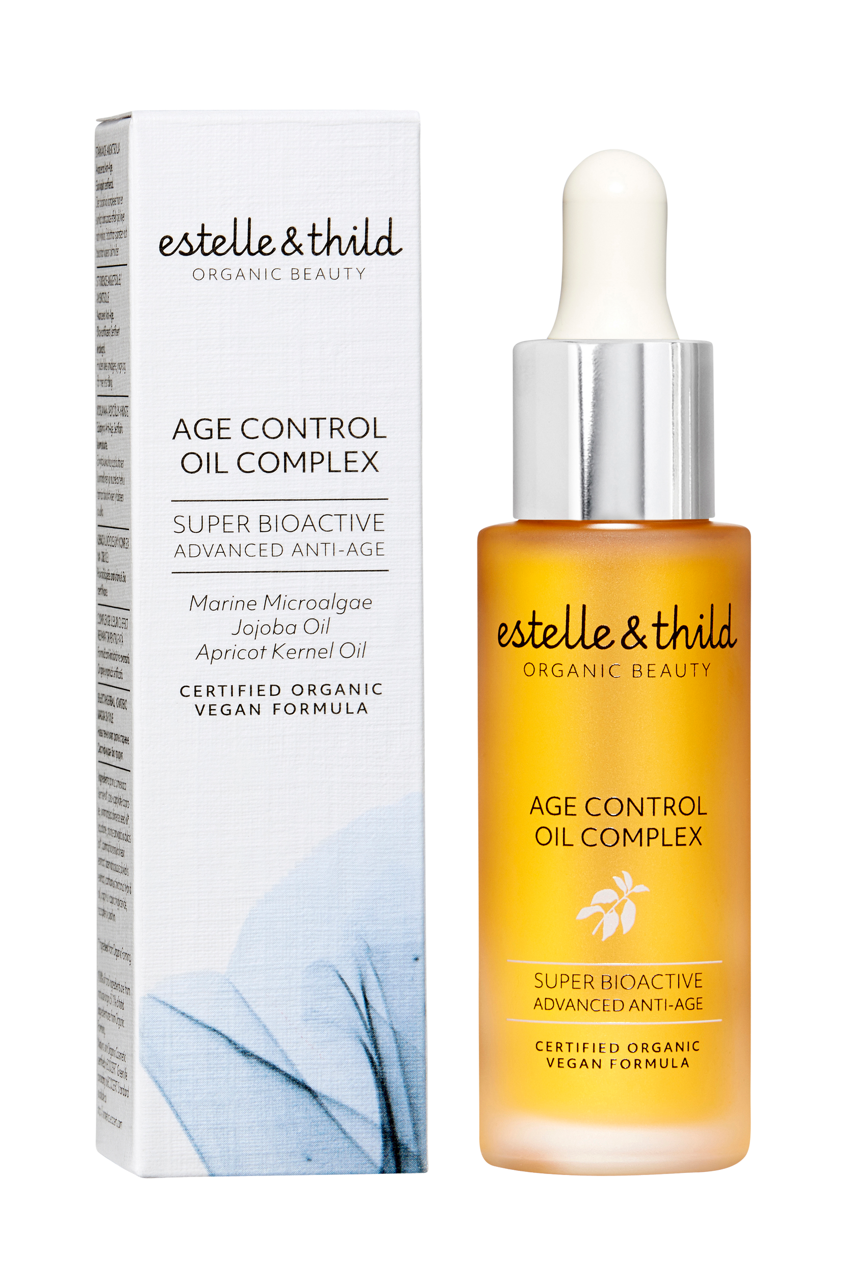 Super BioActive Repairing Oil Complex. 30 ml.