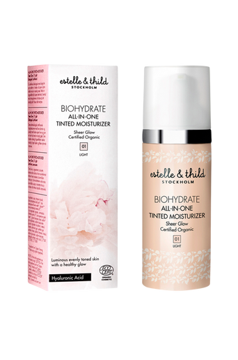 All-in-one Tinted Moisturizer Light. 50 ml.