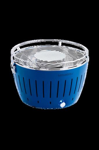 Savuttamaton puuhiiligrilli 43,5 cm Sininen