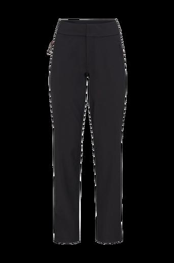 Amelia Wns Pants -housut softshell-materiaalia