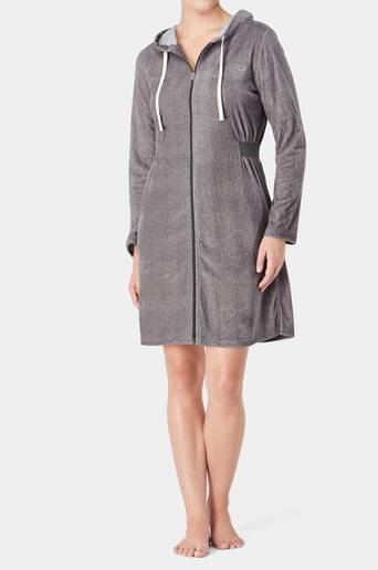 Miellyttävä Triumph robes aw 18 zip robe - aamutakki/kylpytakki