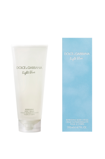 Light Blue Body Cream 200 ml