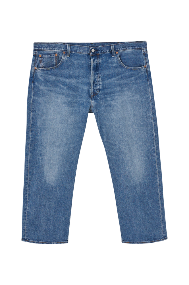 Levi's Jeans 501 Button Fly BT Baywater