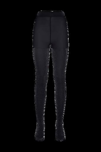Lisa Lurex Rib Tights sukkahousut