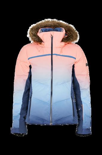 Snowstorm Printed Jacket -laskettelutakki
