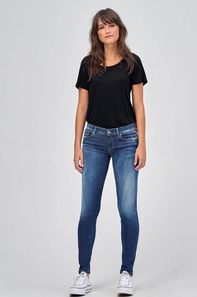 Replay Jeans Luz Hyperflex Slim