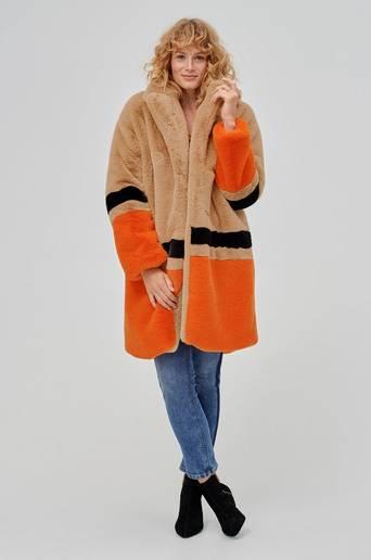 Gavi Coat tekoturkistakki