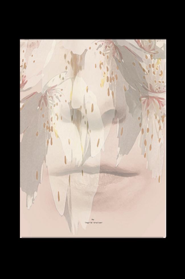 Bilde av Poster Nice Rain 70x100 cm