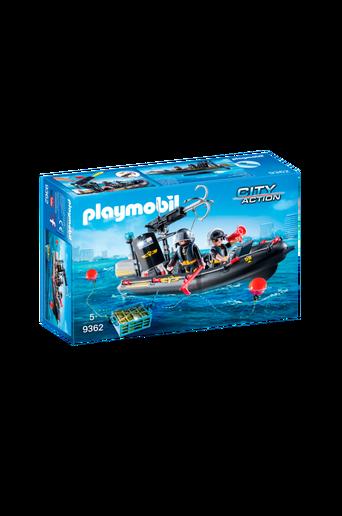 Poliisin erikoisryhmän vene