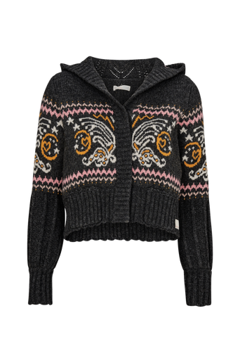 Arctic Wings Hood Sweater -neuletakki