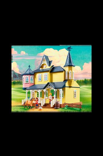 Spirit Luckyn onnellinen koti