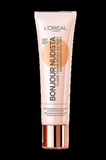 Bonjour Nudista Awakening Skin Tint BB voide