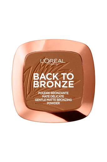Back to Bronze Matte Bronzing Powder -aurinkopuuteri