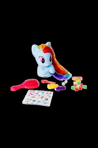 Rainbow Dash -kampauspää