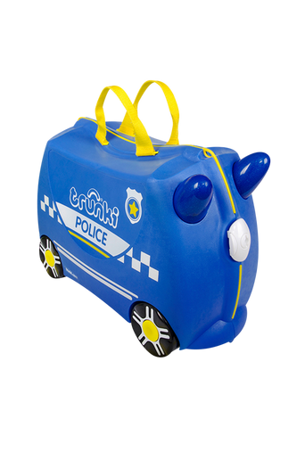 Percy the Policecar -matkalaukku