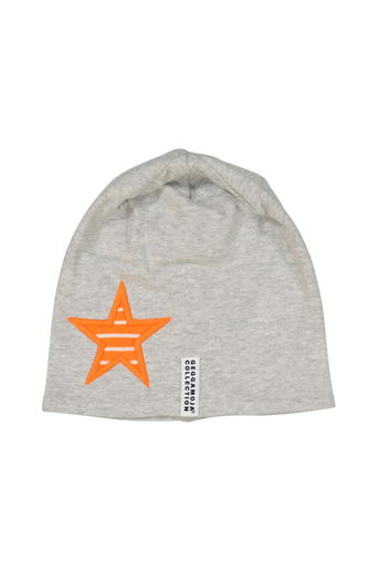 Star Cap L. Grey Baby 2 6 m