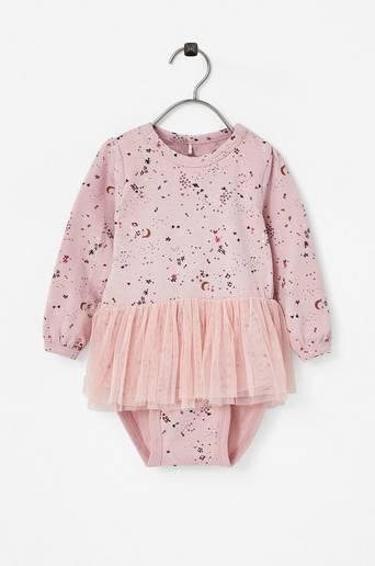 Dress LS -body/mekko