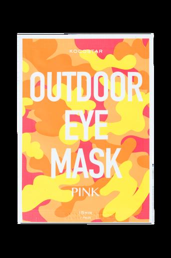 Camouflage Outdoor Eye Mask