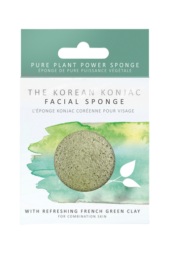 Premium French Green Clay Sponge