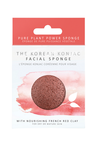 Premium French Red Clay Sponge