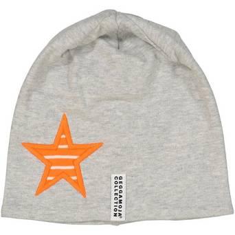 Star Cap L. Grey 5 6 v.