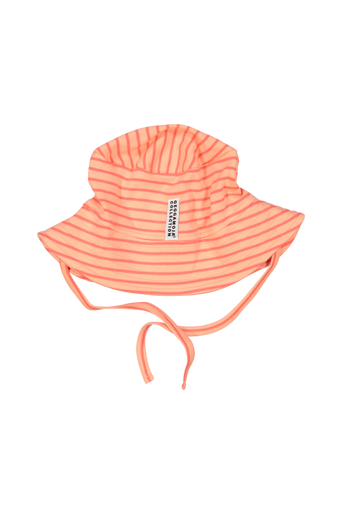 Aurinkohattu - Peach 4 10 kk