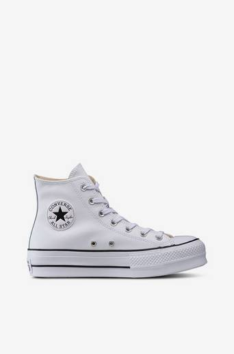 Chuck Taylor All Star Lift Clean Hi -tennarit