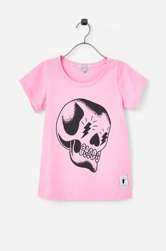 With Print Skull -pusero
