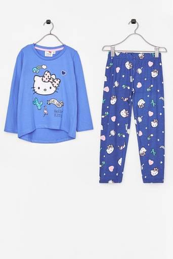 LS Pyjama Hello Kitty -pyjama, 2 osaa