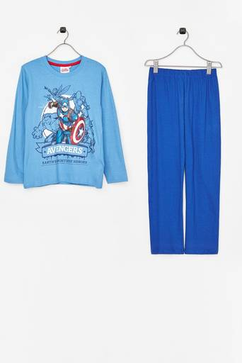 LS Pyjama Avengers pyjama, 2 osaa