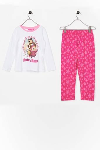 Masha and the Bear -pyjama