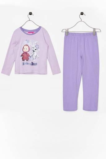 Masha and the Bear pyjama