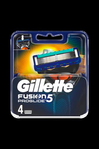 Fusion Proglide -partaterät, 4/pakk.