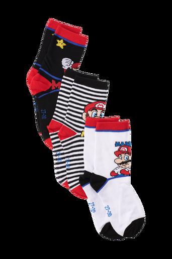 Super Mario -sukat, 3 paria