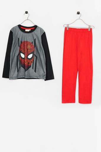 LS Pyjama Spider Man pyjama, 2 osaa
