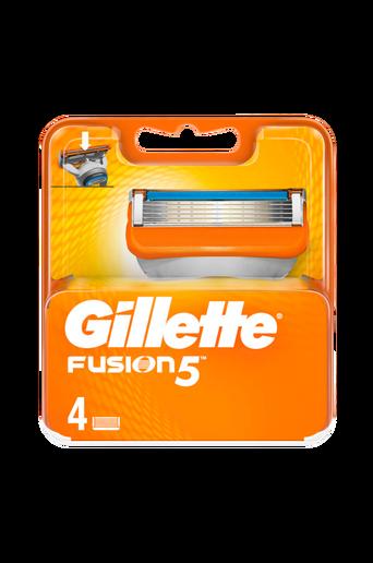 Fusion-partaterät, 4/pakk.