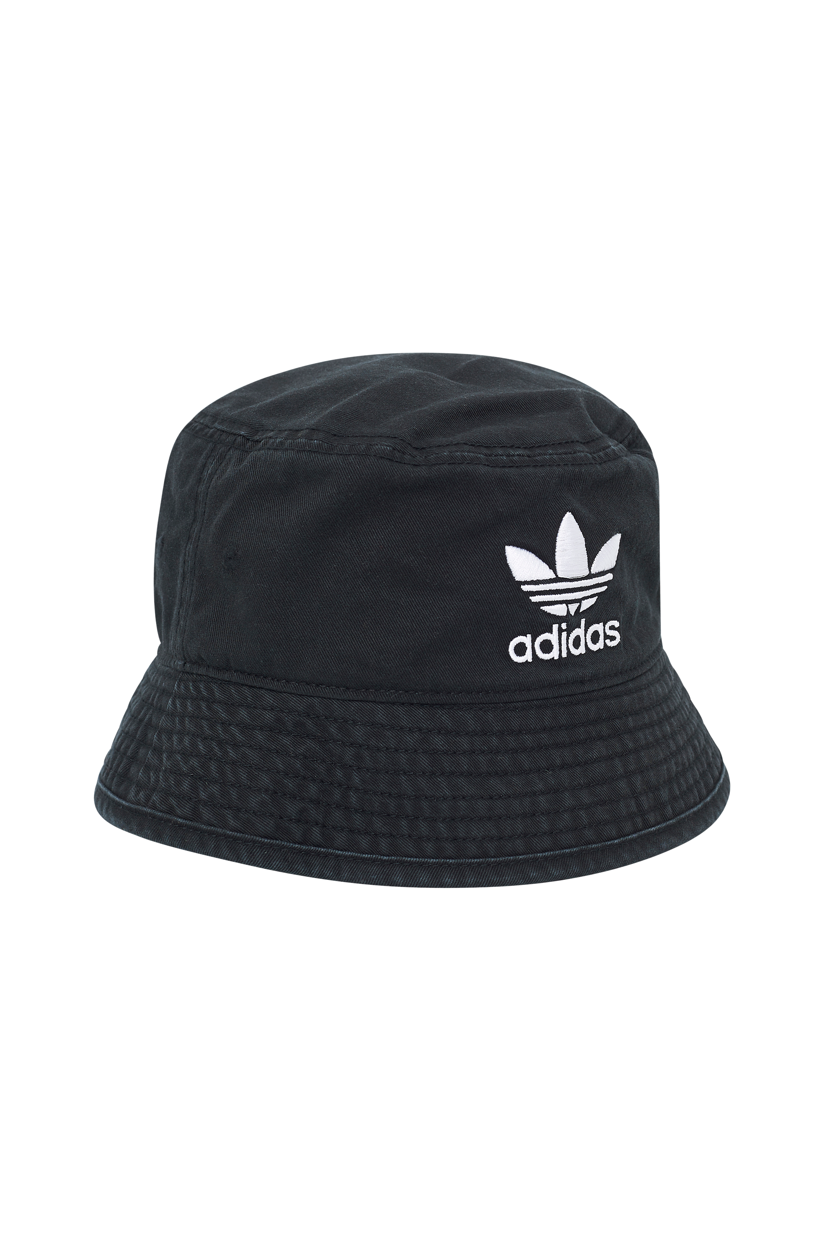 7d5a12083aff2 adidas Originals Adicolor Bucket Hat hattu - Musta - Naiset - Ellos.fi