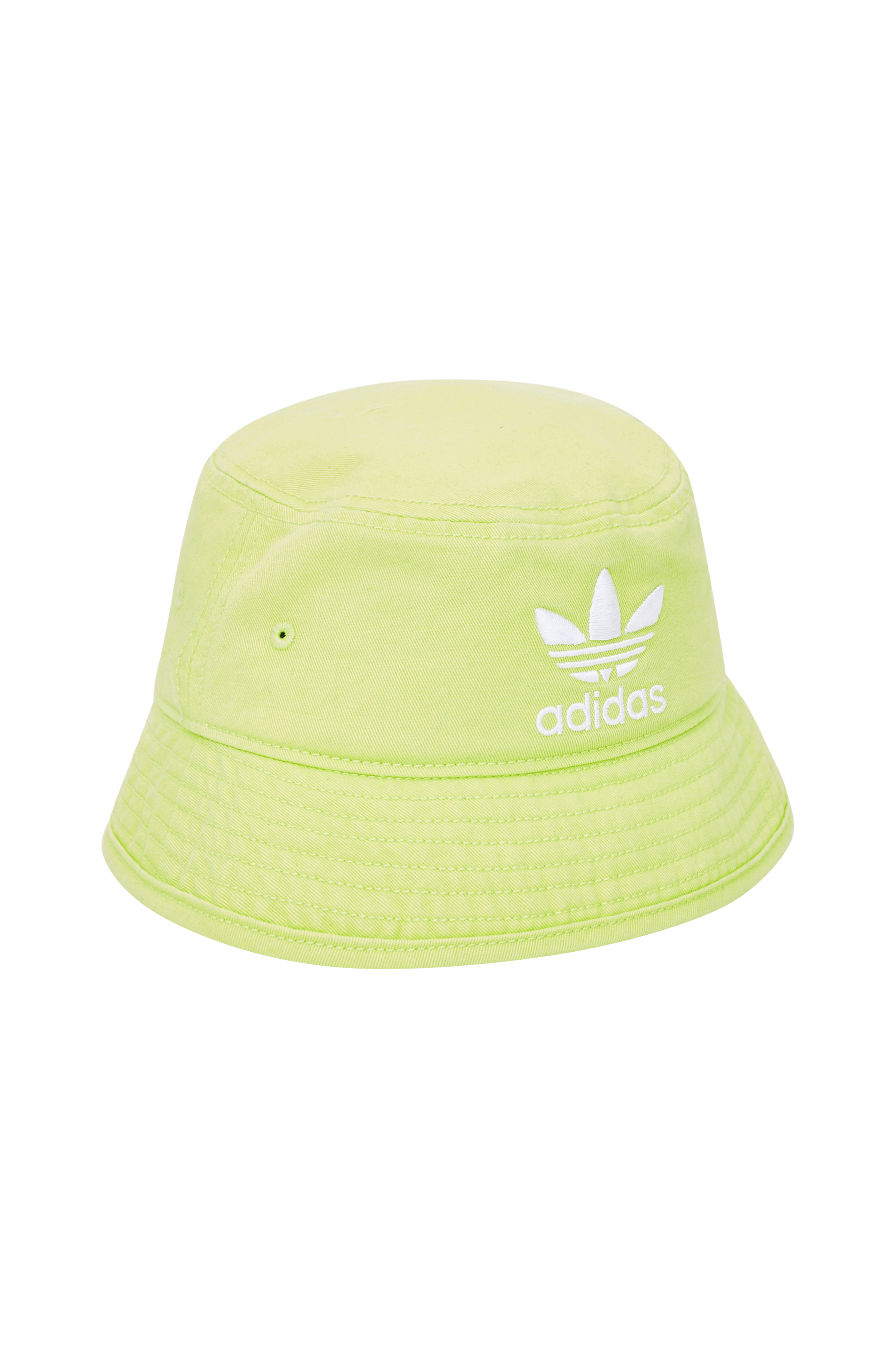 adidas Originals Hatt Adicolor Bucket Hat Grønn Herre