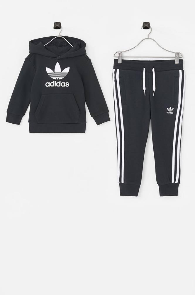 adidas Originals Sæt Trefoil Hoodie, hættetrøje og buks