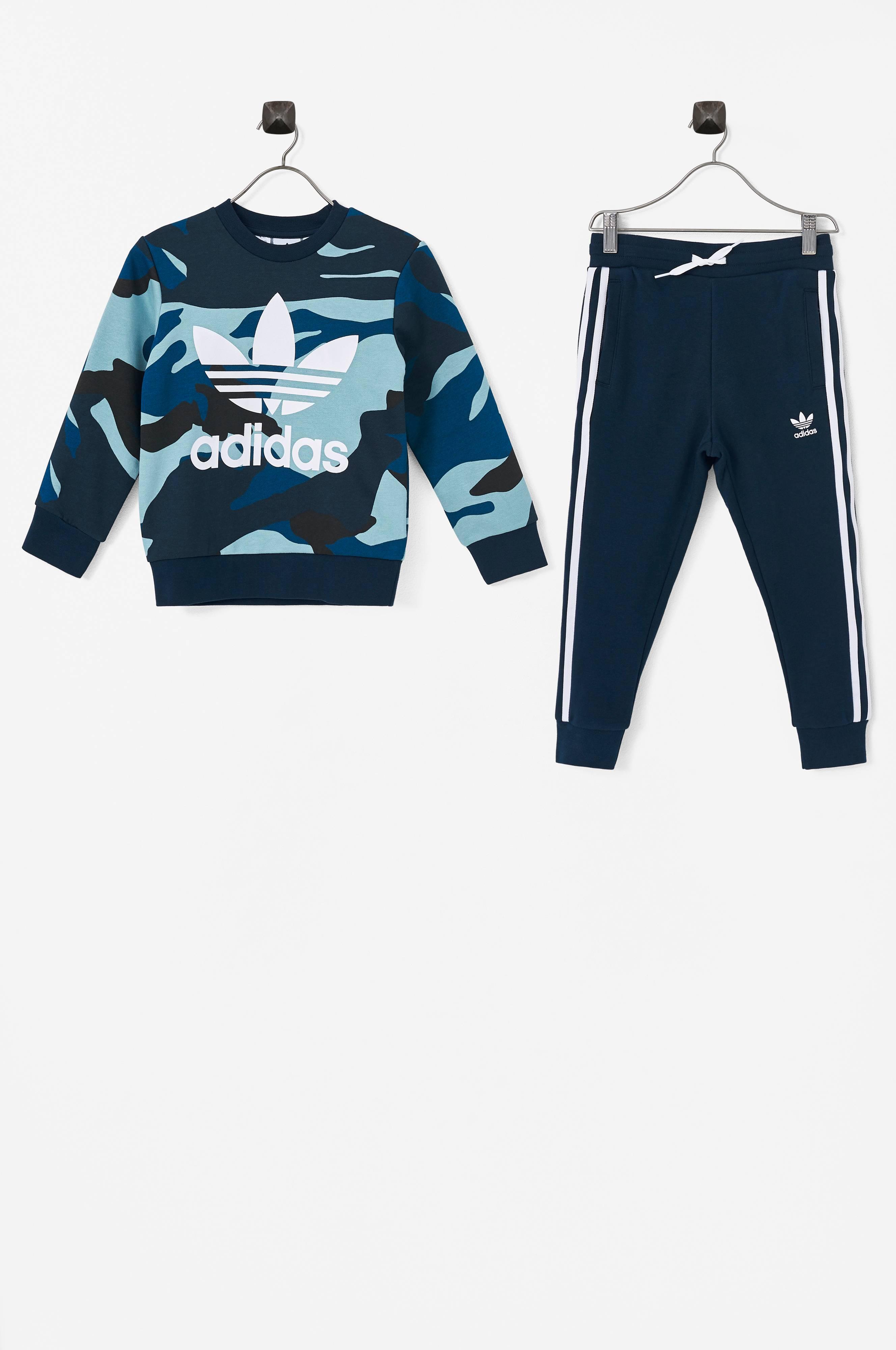 Adidas Originals Camo Hoodie Multicolor 1 2XL