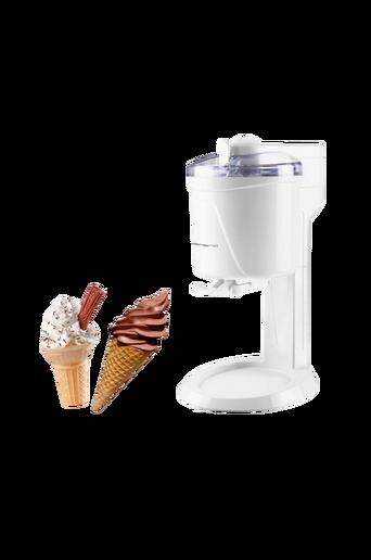 Jäätelökone, pehmytjäätelö