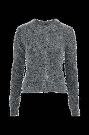 Joni Fuzzy Mohair Kid Sweater -neuletakki