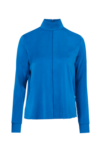 Heidi Washed Silk Blouse -pusero