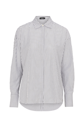 Nicole Poplin Stripe Shirt paita