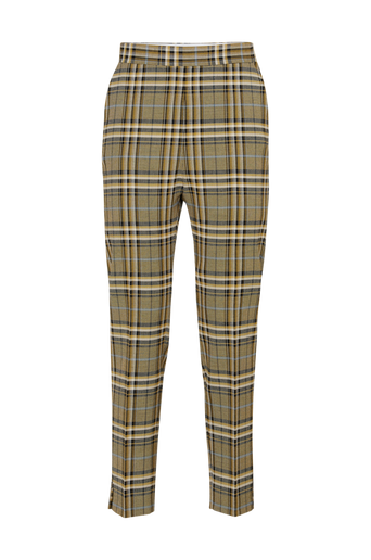 Mandalay Soft Check Pants -housut