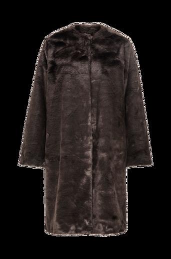 Anis Coat tekoturkistakki